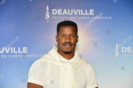 Stock Image of Nate Parker