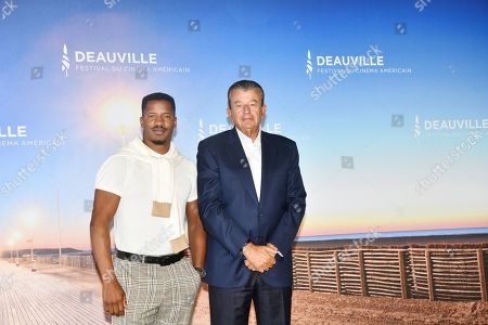 Editorial picture of 'American Skin' photocall, 45th Deauville Film Festival, France - 09 Sep 2019