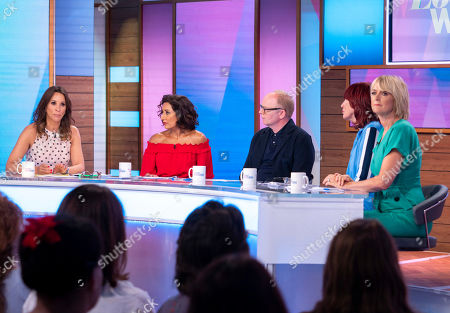 Editorial picture of 'Loose Women' TV show, London, UK - 12 Sep 2019