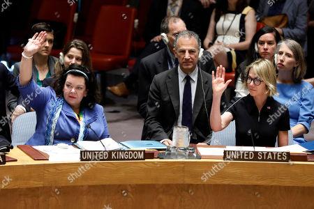 Editorial photo of UN Kelly Craft - 12 Sep 2019