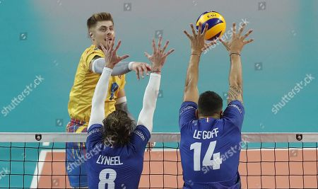 Editorial image of EuroVolley Men 2019, Montpellier, France - 12 Sep 2019
