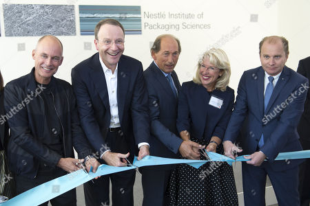 Editorial photo of Nestle Institute of Packaging Sciences at the Nestle Research center, Lausanne, Switzerland - 12 Sep 2019