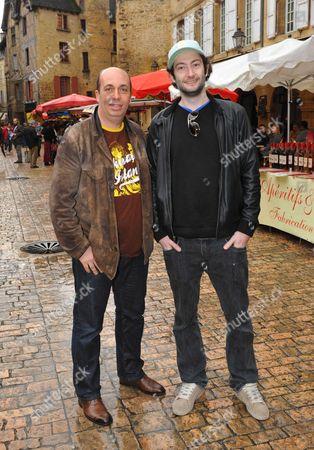 Pierre Ferriere and  Vincent Desagnat