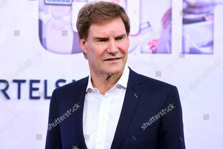 Stock Photo of German businessman Carsten Maschmeyer attends the red carpet of the Bertelsmann party 2019 in Berlin, Germany, 12 September 2019. More than 600 guests from all fields of society are invited for the Bertelsmann Party 2019.