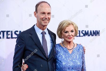 Editorial image of Bertelsmann Party 2019, Berlin, Germany - 12 Sep 2019