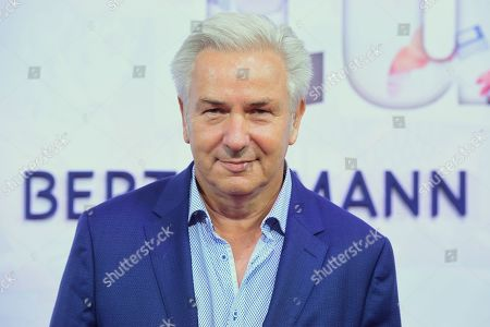 Former Mayor of Berlin Klaus Wowereit attends the red carpet of the Bertelsmann party 2019 in Berlin, Germany, 12 September 2019. More than 600 guests from all fields of society are invited for the Bertelsmann Party 2019.