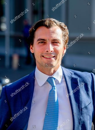 Stock Photo of Thierry Baudet