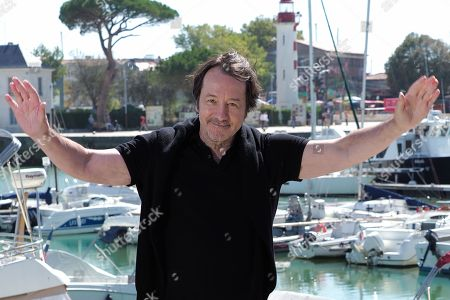Stock Photo of Jean-Hugues Anglade