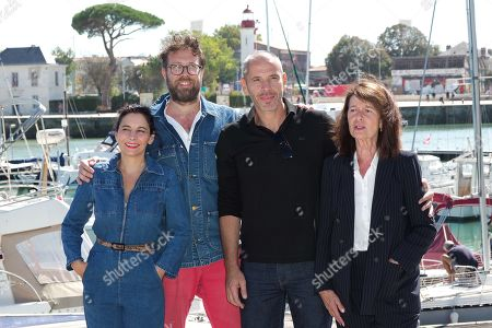 Editorial picture of La Rochelle TV Fiction Festival, France - 12 Sep 2019