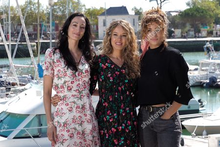 Laetitia Eido, Elodie Fontan, Manon Azem