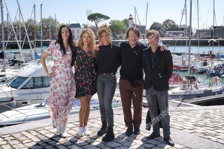 Editorial photo of La Rochelle TV Fiction Festival, France - 12 Sep 2019