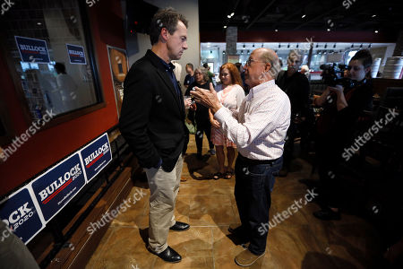 Editorial picture of Election 2020 Steve Bullock, Clive, USA - 12 Sep 2019