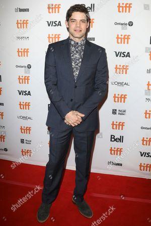 Editorial image of 'American Son' premiere, Arrivals, Toronto International Film Festival, Canada - 12 Sep 2019