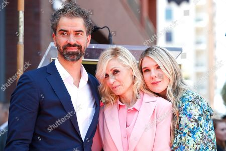 Editorial photo of Judith Light was honored with a star on the Hollywood Walk of Fame, Los Angeles, USA - 12 Sep 2019
