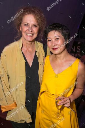 Kate Fahy and Tuyen Do (Lili/An-Mei/Ruzhen)