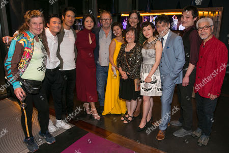 Editorial image of 'The King of Hell's Palace' party, Press Night, London, UK - 12 Sep 2019