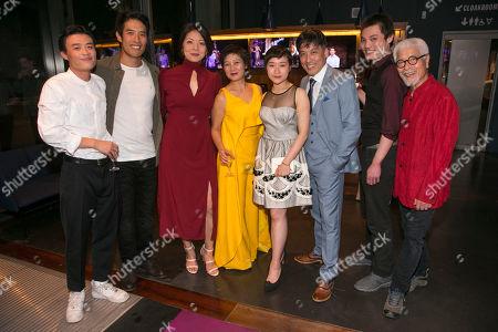Aidan Cheng (Little Yi/Peter), Christopher Goh (Shen/Han-Han), Celeste Den (Yin-Yin/Luo-Na), Tuyen Do (Lili/An-Mei/Ruzhen),Millicent Wong (Jasmine/Pei-Pei), Kok-Hwa Lie (Kuan/Wang-Wei), Vincent Lai (Wen/Johnny) and Togo Igawa (Old Yang/Minister Li)