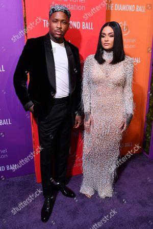 YG and Kalani Hilliker