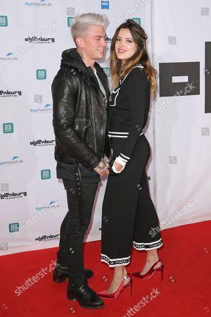 Stock Photo of Benjamin Mascolo and Bella Thorne