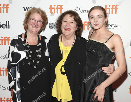 Editorial photo of 'Blow The Man Down' premiere, Arrivals, Toronto International Film Festival, Canada - 12 Sep 2019