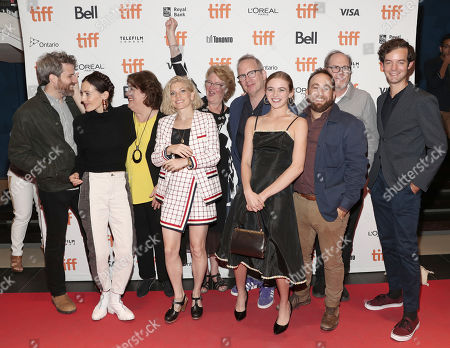 Editorial picture of 'Blow The Man Down' premiere, Arrivals, Toronto International Film Festival, Canada - 12 Sep 2019