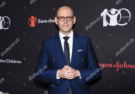 "Brad Meltzer attends the Save the Children's ""The Centennial Gala: Changing the World for Children"" at the Hammerstein Ballroom, in New York"