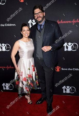 Editorial image of Save The Children 2019 Gala, New York, USA - 12 Sep 2019