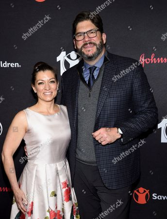 Editorial photo of Save The Children 2019 Gala, New York, USA - 12 Sep 2019