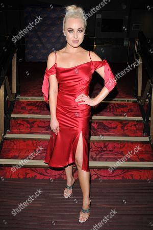 Editorial image of 'Fame The Musical' press night, Peacock Theatre, London, UK - 12 Sep 2019