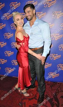 Editorial picture of 'Fame The Musical' press night, Peacock Theatre, London, UK - 12 Sep 2019