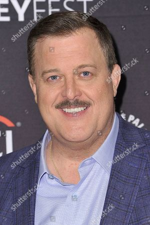"""Billy Gardell attends CBS's """"Bob Hearts Abishola"""" screening and panel during the 2019 PaleyFest Fall TV Previews at The Paley Center for Media, in Beverly Hills, Calif"""