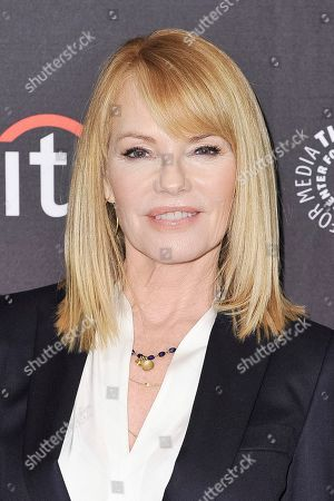 """Marg Helgenberger attends CBS's """"Bob Hearts Abishola"""" screening and panel during the 2019 PaleyFest Fall TV Previews at The Paley Center for Media, in Beverly Hills, Calif"""