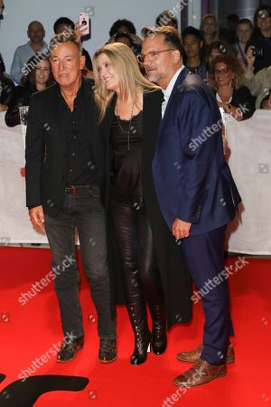 Bruce Springsteen, Carolyn Blackwood and Thom Zimny