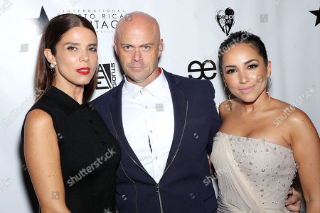 Stock Picture of Juana Acosta, Paul Kampf (Writer,Director,Producer), Ana Isabelle