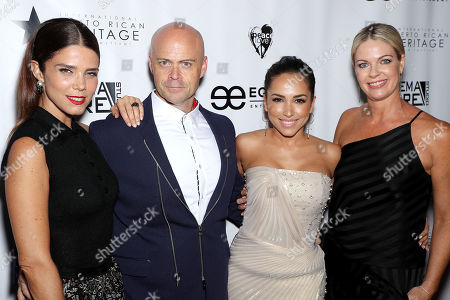 """Editorial image of 9th Annual International Puerto Rican Heritage Film Festival Premiere of Cinema Libre's """"IMPRISONED"""", New York, USA - 12 Sep 2019"""