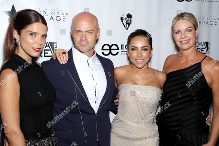 """Editorial photo of 9th Annual International Puerto Rican Heritage Film Festival Premiere of Cinema Libre's """"IMPRISONED"""", New York, USA - 12 Sep 2019"""