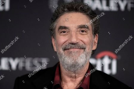 """Chuck Lorre attends CBS's """"Bob Hearts Abishola"""" screening and panel during the 2019 PaleyFest Fall TV Previews at The Paley Center for Media, in Beverly Hills, Calif"""
