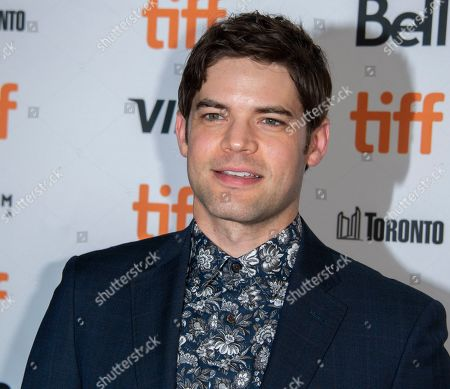 Jeremy Jordan arrives for the premiere of the movie American Son during the 44th annual Toronto International Film Festival (TIFF) in Toronto, Canada, 12 September 2019. The festival runs from 05 September to 15 September 2019.