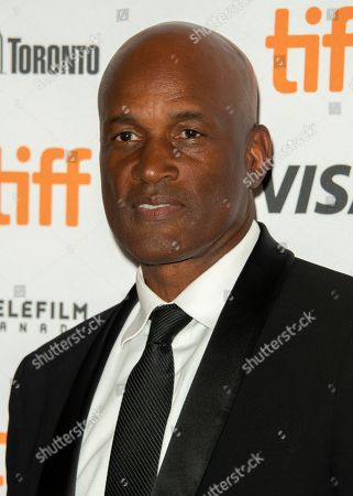 Kenny Leon arrives for the premiere of the movie American Son during the 44th annual Toronto International Film Festival (TIFF) in Toronto, Canada, 12 September 2019. The festival runs from 05 September to 15 September 2019.