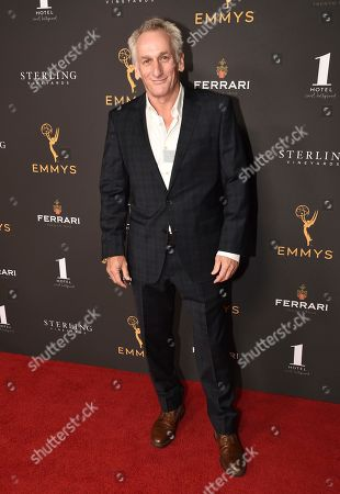 Matt Craven attends the Television Academy's Casting Directors Nominee Reception at 1 Hotel West Hollywood, in West Hollywood, Calif