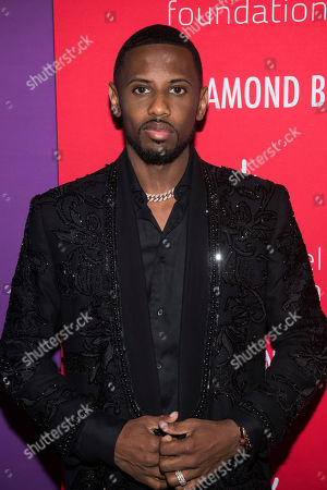 Stock Picture of Fabolous attends the 5th annual Diamond Ball benefit gala at Cipriani Wall Street, in New York