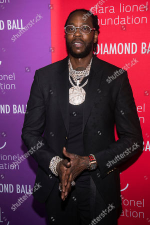 2 Chainz attends the 5th annual Diamond Ball benefit gala at Cipriani Wall Street, in New York