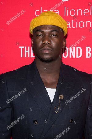 Jacob Banks attends the 5th annual Diamond Ball benefit gala at Cipriani Wall Street, in New York
