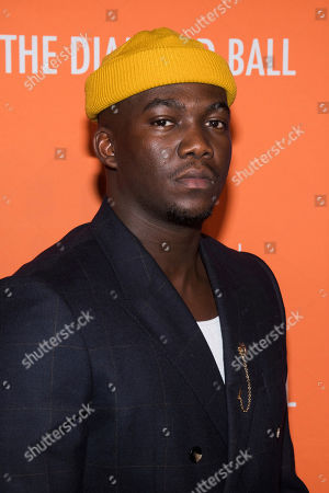 Stock Image of Jacob Banks attends the 5th annual Diamond Ball benefit gala at Cipriani Wall Street, in New York