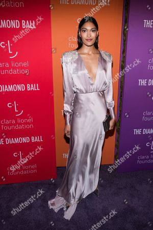 Pritika Swarup attends the 5th annual Diamond Ball benefit gala at Cipriani Wall Street, in New York