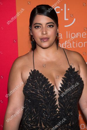 Stock Photo of Denise Bidot attends the 5th annual Diamond Ball benefit gala at Cipriani Wall Street, in New York