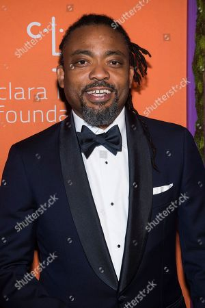 Machel Montano attends the 5th annual Diamond Ball benefit gala at Cipriani Wall Street, in New York