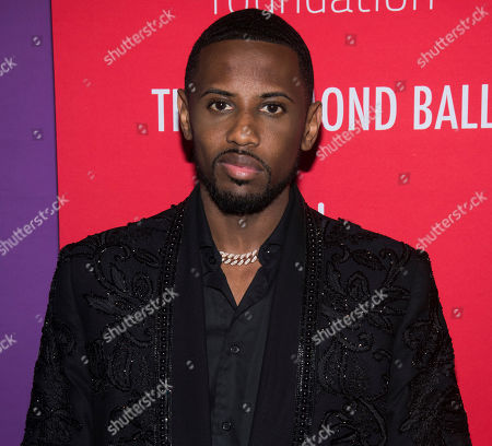 Fabolous attends the 5th annual Diamond Ball benefit gala at Cipriani Wall Street, in New York