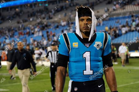 Editorial image of Buccaneers Panthers Football, Charlotte, USA - 13 Sep 2019