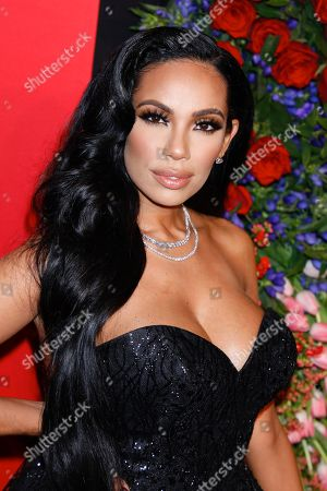 Editorial picture of 5th Annual Clara Lionel Foundation Diamond Ball, Arrivals, Cipriani Wall Street, New York, USA - 12 Sep 2019
